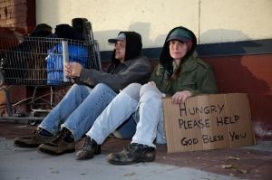 Homeless Street People
